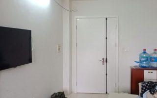 Lắp đặt cửa gỗ công nghiệp cho căn hộ chung cư Pacific Place Lý Thường Kiệt