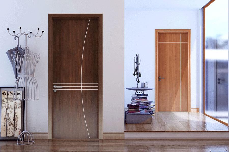 Cửa gỗ công nghiệp cao cấp của Austdoor bền đẹp theo năm tháng