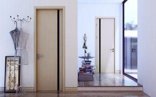 Những mẫu cửa gỗ công nghiệp đẹp – hiện đại cho ngôi nhà thêm sang