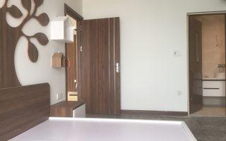 Cửa gỗ công nghiệp đẹp: Phù hợp với mọi thiết kế nội thất hiện đại