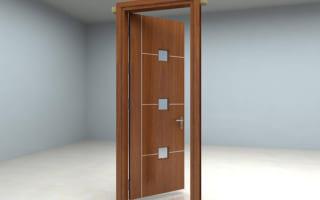 Lưu ý khi chọn cửa gỗ công nghiệp nhà vệ sinh