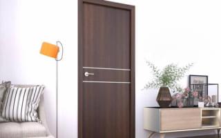 Cửa gỗ nhựa composite: Chất lượng trên cả mong đợi