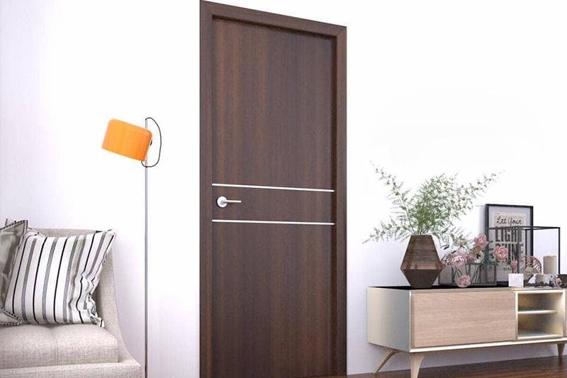 So sánh giá cửa gỗ nhựa Composite và cửa gỗ Verneer, cửa gỗ Laminate