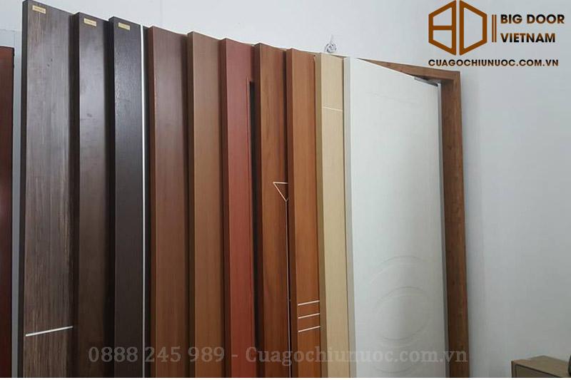 Mua cửa gỗ công nghiệp tại Hà Nội, bạn sẽ tiếc nếu bỏ qua địa chỉ này