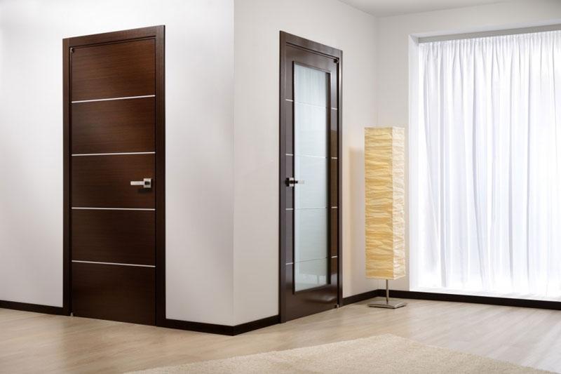 Có nên dùng cửa gỗ công nghiệp làm cửa thông phòng?