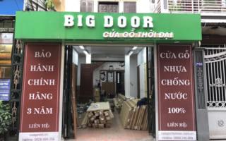 Khảo sát ý kiến người dùng: cửa gỗ nhựa composite Bigdoor Hà Nội