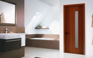 Có nên dùng cửa gỗ nhựa Composite cho nhà tắm, nhà vệ sinh