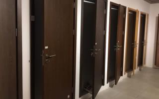 Top 10 mẫu cửa gỗ 1 cánh hiện đại đẹp mê ly