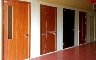 Báo giá cửa gỗ nhựa hay dùng cho chung cư được bán tại Bigdoor Hà Nội