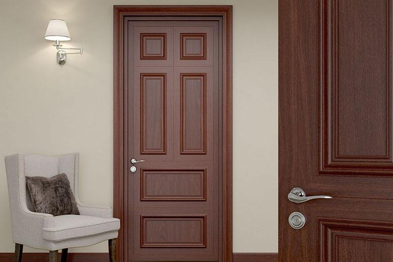 Kích thước thông thủy cửa gỗ quyết định thẩm mỹ và phong thủy ngôi nhà như thế nào?