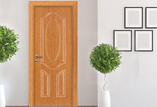 Cửa gỗ một cánh – Dòng sản phẩm được ưu chuộng nhất trên thị trường