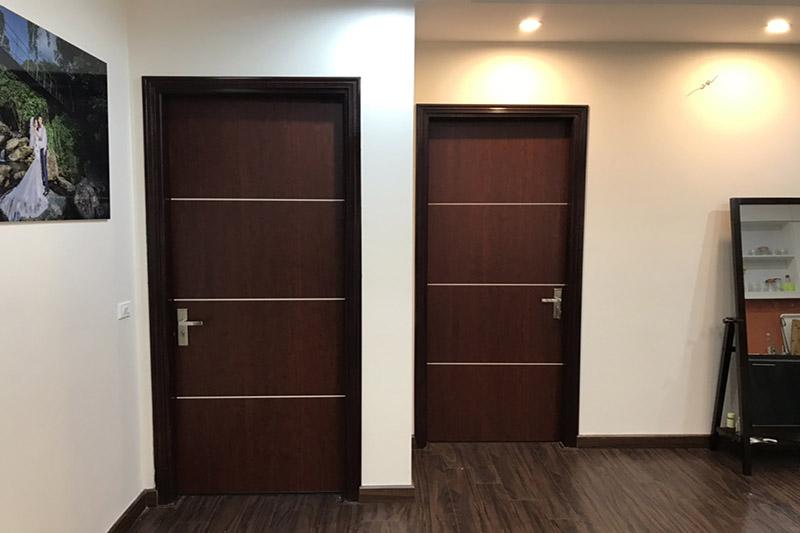 Cửa gỗ nhựa composite – Lựa chọn hoàn hảo cho căn hộ chung cư