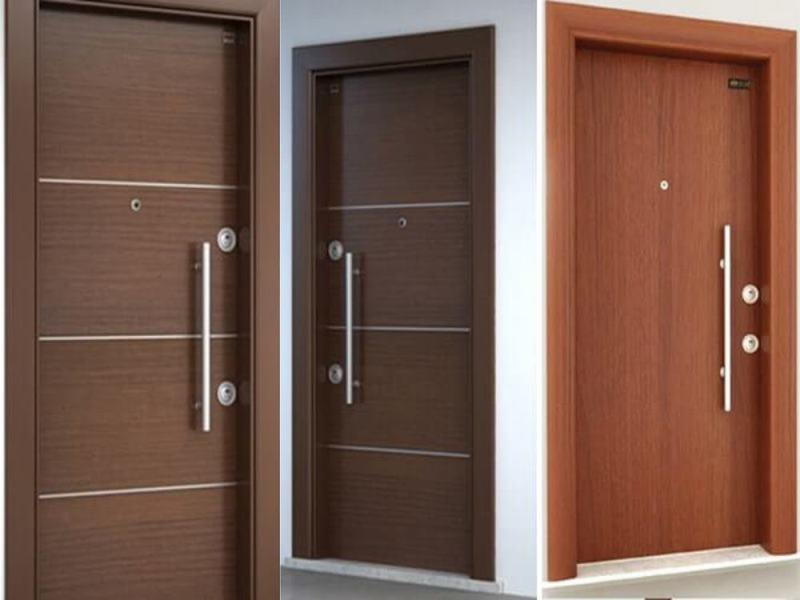Trời xuân nồm ẩm, chần chờ gì mà không lắp đặt cửa gỗ chịu nước?