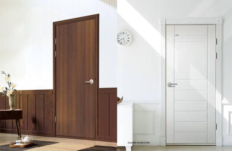 Cách chọn cửa gỗ Composite bền đẹp theo các chuyên gia nội thất