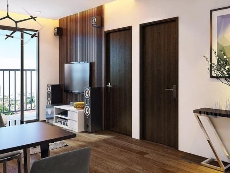 Bí kíp chọn cửa phòng khách bền đẹp và sang trọng.