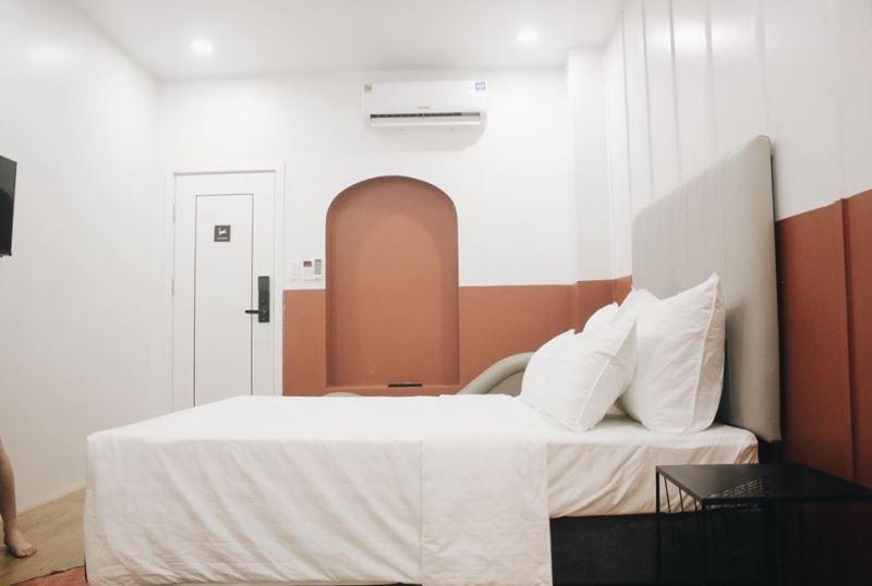 Thi công lắp đặt cửa gỗ Bigdoor tại Khách sạn mini CiCi Hotel – Hà Đông