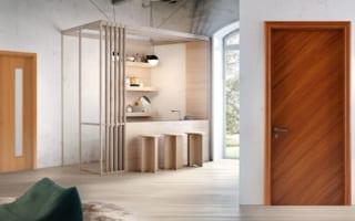 Top 5 mẫu cửa gỗ công nghiệp Composite được ưa chuộng nhất