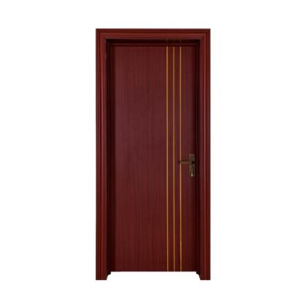 Cửa gỗ Composite chỉ trang trí CT42