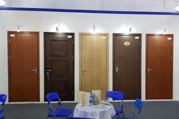 Xu hướng mới sử dụng cửa gỗ nhựa composite cho công trình hiện đại